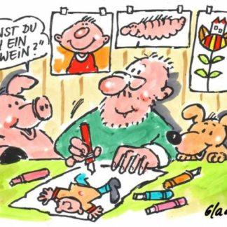 Humor & Witze von Heinz Glaasker