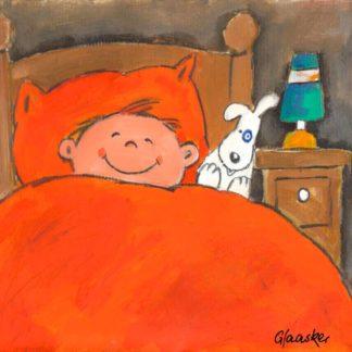 Kinderbuchillustrationen von Heinz Glaasker