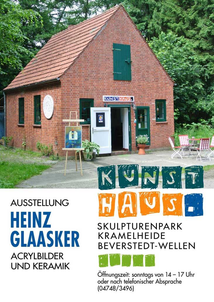 Kunsthaus Kramelheide Heinz Glaasker