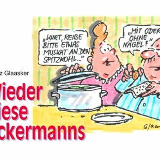 Produktbild Wieder diese Ackermanns Band 3