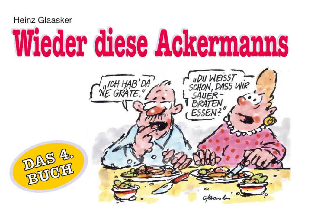 Buch »Wieder diese Ackermanns« von Heinz Glaasker aus Bokel